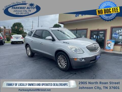 2011 Buick Enclave for sale at PARKWAY AUTO SALES OF BRISTOL - PARKWAY AUTO JOHNSON CITY in Johnson City TN