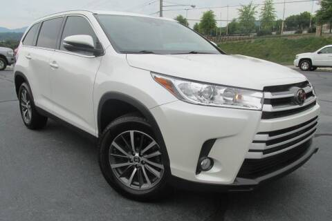 2019 Toyota Highlander for sale at Tilleys Auto Sales in Wilkesboro NC
