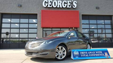 2015 Lincoln MKZ for sale at George's Used Cars - Pennsylvania & Allen in Brownstown MI