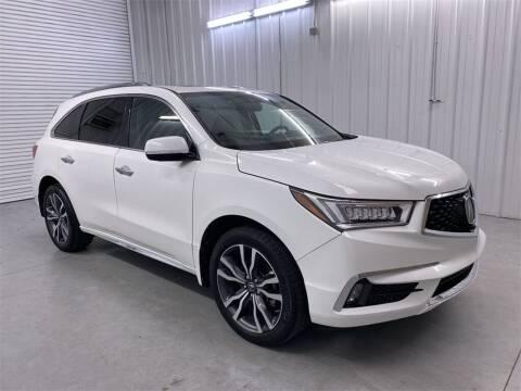 2020 Acura MDX for sale at JOE BULLARD USED CARS in Mobile AL
