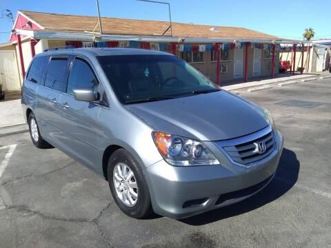 2008 Honda Odyssey for sale at Car Spot in Las Vegas NV