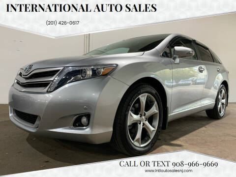 2015 Toyota Venza for sale at International Auto Sales in Hasbrouck Heights NJ