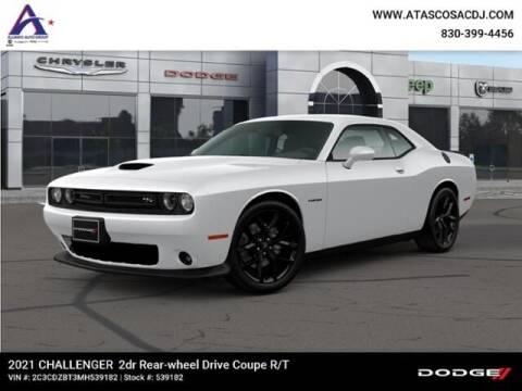 2021 Dodge Challenger for sale at ATASCOSA CHRYSLER DODGE JEEP RAM in Pleasanton TX