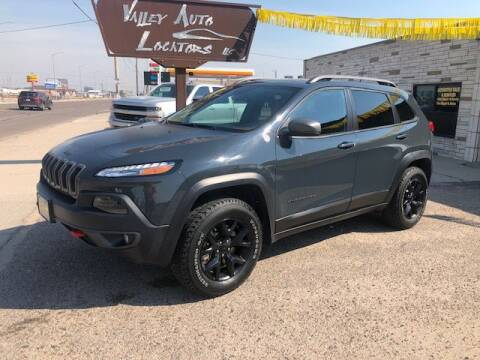 2016 Jeep Cherokee for sale at Valley Auto Locators in Gering NE