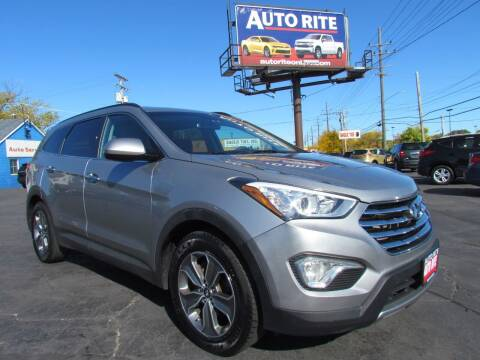 2015 Hyundai Santa Fe for sale at Auto Rite in Cleveland OH