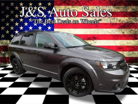 2019 Dodge Journey for sale at J & S Auto Sales in Clarksville TN