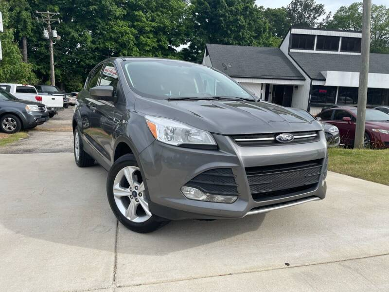 2014 Ford Escape for sale at Alpha Car Land LLC in Snellville GA