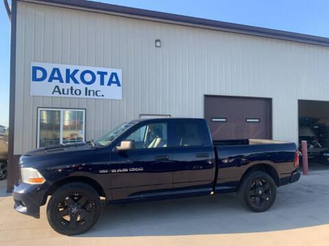 2012 RAM Ram Pickup 1500 for sale at Dakota Auto Inc. in Dakota City NE