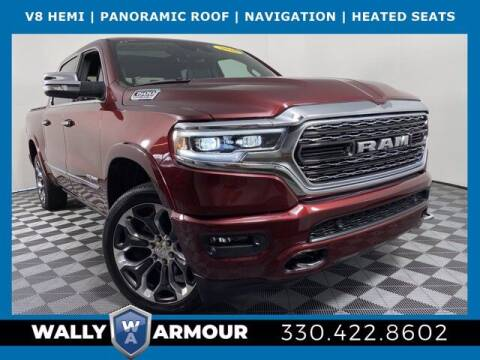 2020 RAM Ram Pickup 1500 for sale at Wally Armour Chrysler Dodge Jeep Ram in Alliance OH