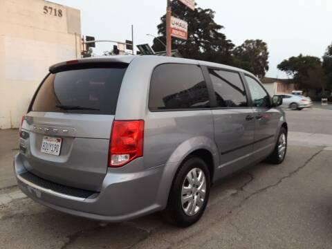 2014 Dodge Grand Caravan for sale at Goleta Motors in Goleta CA