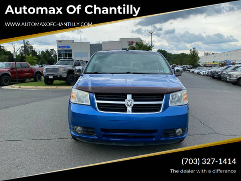 2008 Dodge Grand Caravan for sale at Automax of Chantilly in Chantilly VA