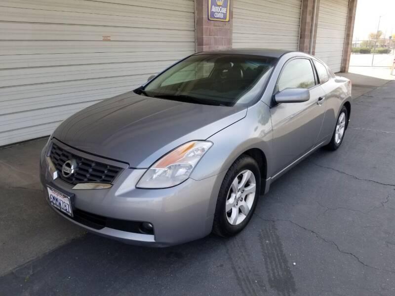 2008 Nissan Altima for sale at California Auto Deals in Sacramento CA