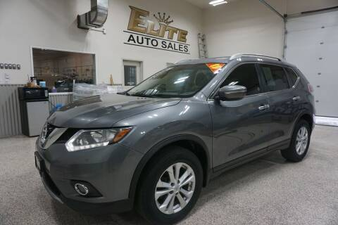 2015 Nissan Rogue for sale at Elite Auto Sales in Idaho Falls ID