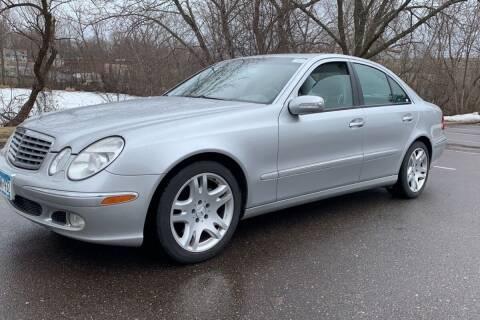 2003 Mercedes-Benz E-Class for sale at Cannon Falls Auto Sales in Cannon Falls MN