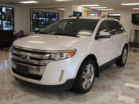 2013 Ford Edge for sale at Dealer One Auto Credit in Oklahoma City OK