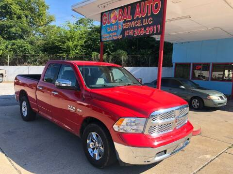 2014 RAM Ram Pickup 1500 for sale at Global Auto Sales and Service in Nashville TN