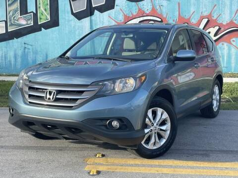 2013 Honda CR-V for sale at Palermo Motors in Hollywood FL