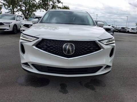 2022 Acura MDX for sale at Southern Auto Solutions - Acura Carland in Marietta GA