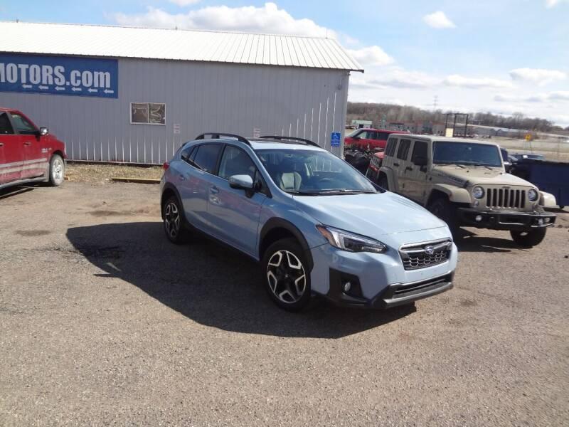 2019 Subaru Crosstrek for sale at Garza Motors in Shakopee MN