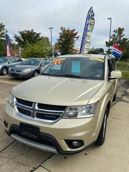 2011 Dodge Journey for sale at Top Auto Sales in Petersburg VA