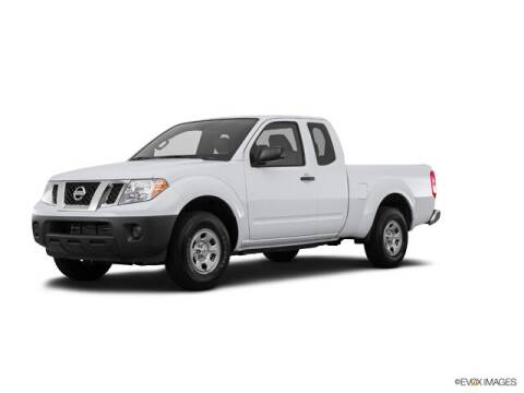 2017 Nissan Frontier for sale at Rick Hill Auto Credit in Dyersburg TN