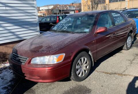 2000 Toyota Camry for sale at Dennis Public Garage in Newark NJ