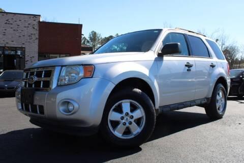 2011 Ford Escape for sale at Atlanta Unique Auto Sales in Norcross GA