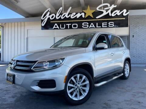2014 Volkswagen Tiguan for sale at Golden Star Auto Sales in Sacramento CA