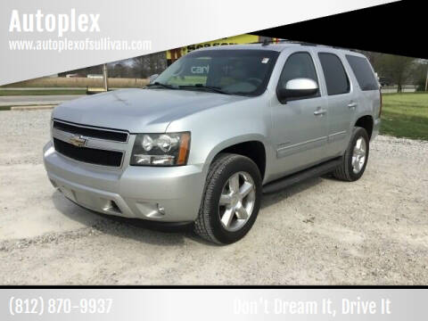 2011 Chevrolet Tahoe for sale at Autoplex in Sullivan IN