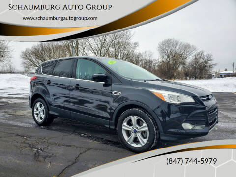 2013 Ford Escape for sale at Schaumburg Auto Group in Schaumburg IL