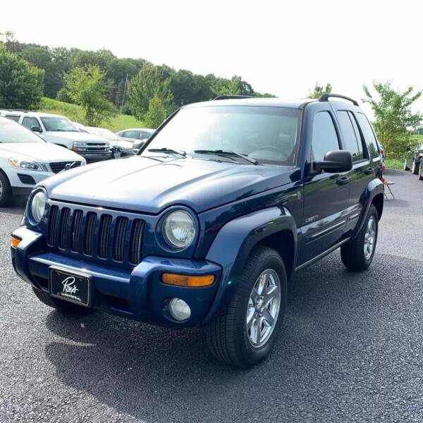 2004 Jeep Liberty for sale at Millennium Auto Group in Lodi NJ
