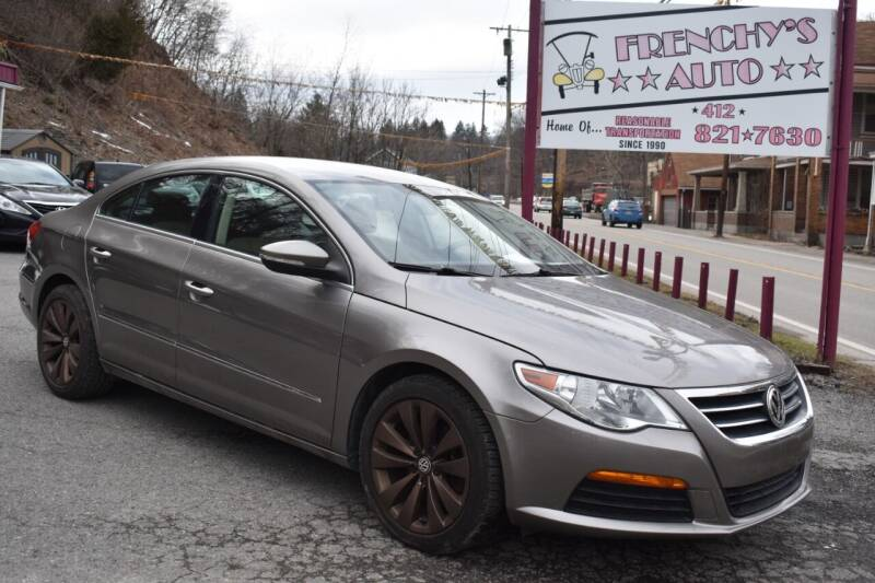 2011 Volkswagen CC for sale at Frenchy's Auto LLC. in Pittsburgh PA