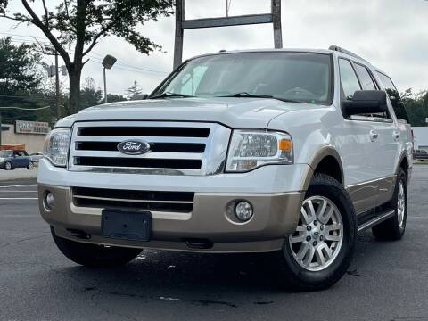 2012 Ford Expedition for sale at MAGIC AUTO SALES in Little Ferry NJ
