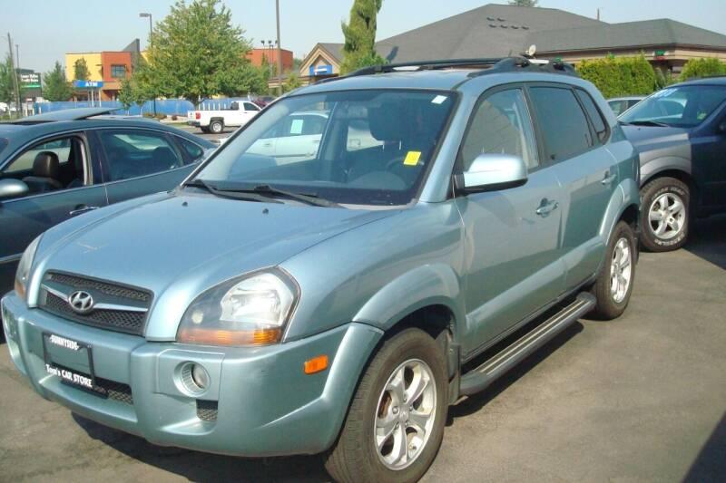 2009 Hyundai Tucson for sale at Tom's Car Store Inc in Sunnyside WA