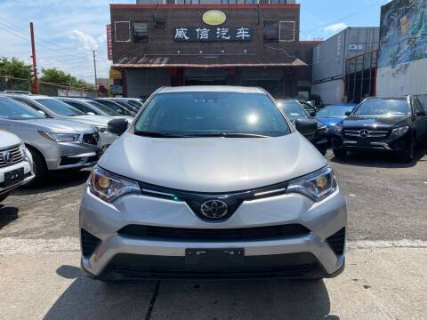 2018 Toyota RAV4 for sale at TJ AUTO in Brooklyn NY