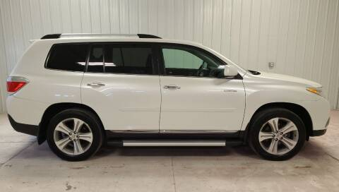 2013 Toyota Highlander for sale at Ubetcha Auto in St. Paul NE