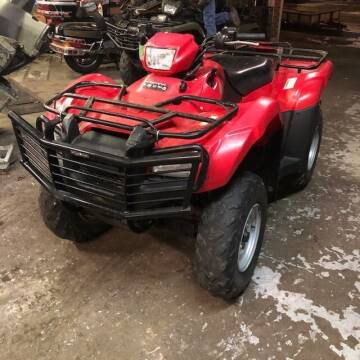2012 Honda FOREMAN 500 ES for sale at Queen City Motors Inc. in Dickinson ND