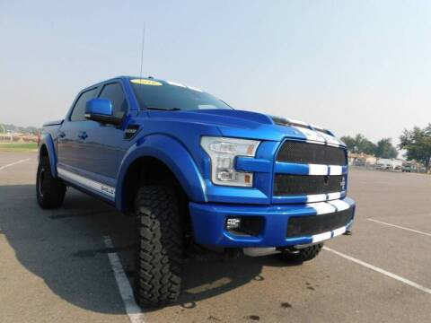 2016 Ford F-150 for sale at AP Auto Brokers in Longmont CO