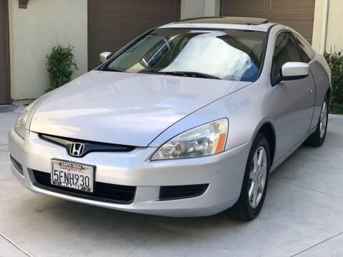 2004 Honda Accord for sale at JENIN MOTORS in Hayward CA