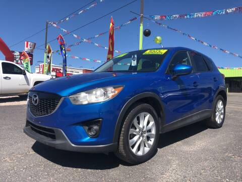 2014 Mazda CX-5 for sale at 1st Quality Motors LLC in Gallup NM