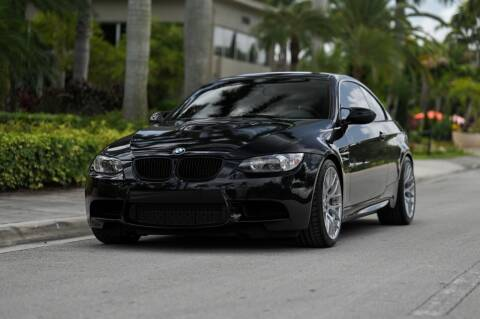 2013 BMW M3 for sale at EURO STABLE in Miami FL