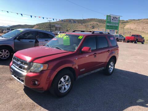 2008 Ford Escape for sale at Hilltop Motors in Globe AZ