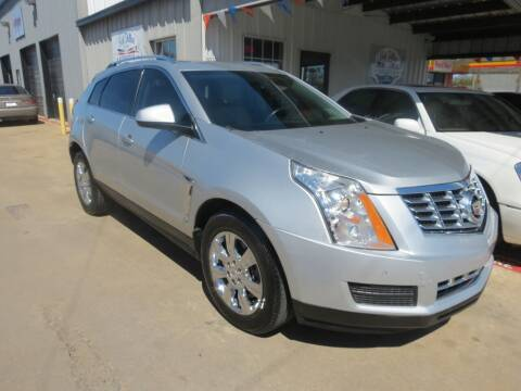 2016 Cadillac SRX for sale at East Dallas Automotive in Dallas TX