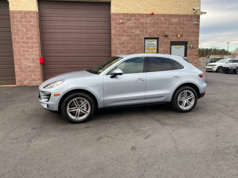 2015 Porsche Macan for sale at CarNu  Sales in Warminster PA