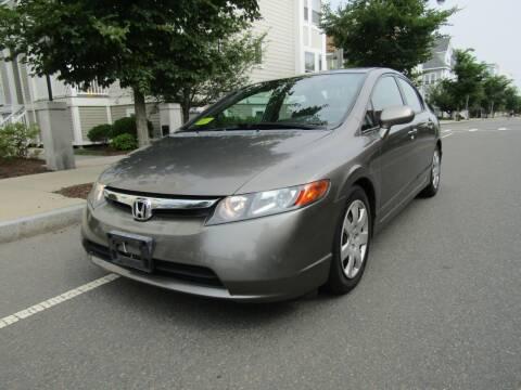 2010 Honda Civic for sale at Boston Auto Sales in Brighton MA