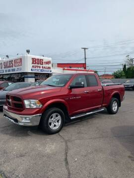 2012 RAM Ram Pickup 1500 for sale at Big Three Auto Sales Inc. in Detroit MI