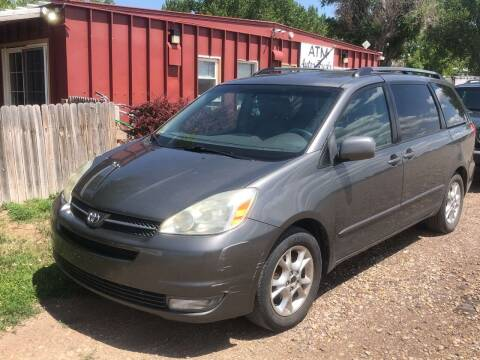 2004 Toyota Sienna for sale at Autos Trucks & More in Chadron NE