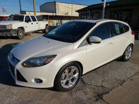 2014 Ford Focus for sale at OTWELL ENTERPRISES AUTO & TRUCK SALES in Pasadena TX