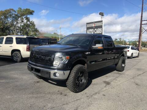 2014 Ford F-150 for sale at Auto Cars in Murrells Inlet SC