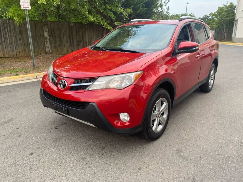 2015 Toyota RAV4 for sale at Super Bee Auto in Chantilly VA